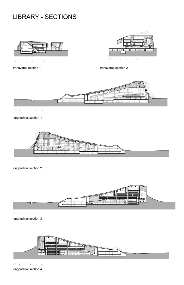 The City of Culture / Eisenman Architects