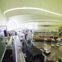 A First Glance at Zaha Hadid's Glasgow Riverside Museum of Transport © Lenny Warren / Warren Media