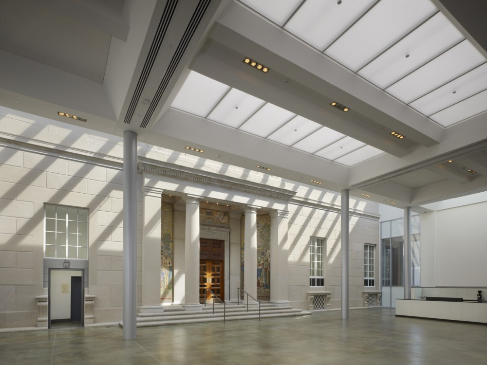Currier Museum of Art / Ann Beha Architects