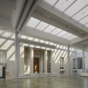 Currier Museum of Art / Ann Beha Architects © Bruce T. Martin