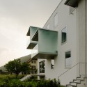 Pieterlen Appartment Building / bauzeit architekten © Yves André
