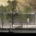 In Progress: Clyfford Still Museum / Allied Works Architecture © Allied Works Architecture