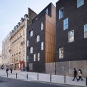 Student Residence / LAN Architecture © Courtesy of LAN Architecture