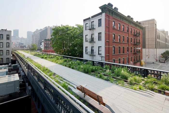 Part Two of the High Line Opens / Field Operations + DS+R