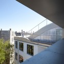 Penthouses and Rooftop terrace / JDS Architects © JDS Architects