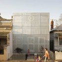 Perforated House / Kavellaris Urban Design © Kavellaris Urban Design