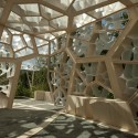 Times Eureka Pavilion / Nex Architecture © Courtesy of Nex Architecture
