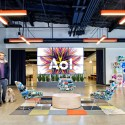 AOL Offices / Studio O + A © Jasper Sanidad