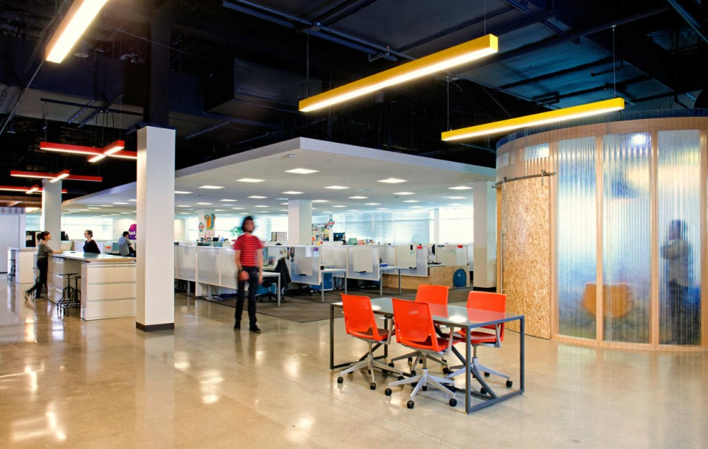 AOL Offices / Studio O + A