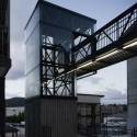 Urbanization And Urban Elevator In Galtzaraborda / VAUMM  Aitor Ortiz