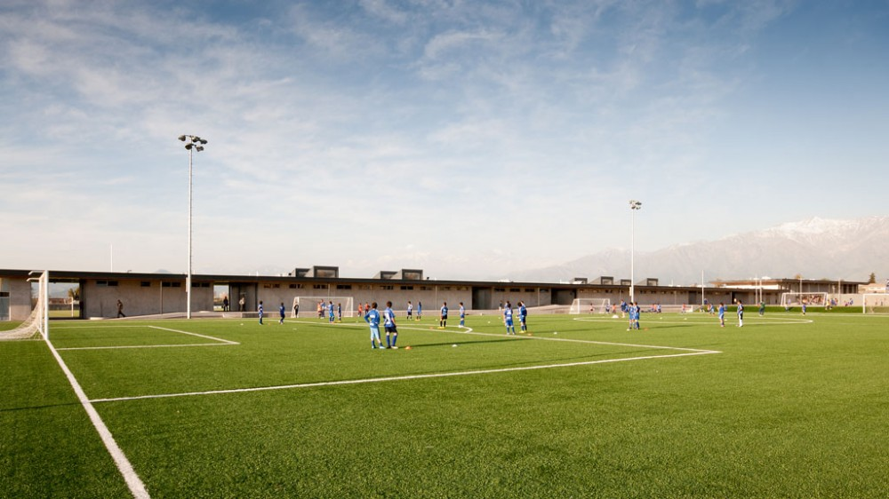 Universidad de Chile Soccer Club / PLAN Arquitectos
