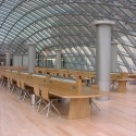Joe and Rika Mansueto Library / Murphy Jahn Courtesy of Murphy Jahn