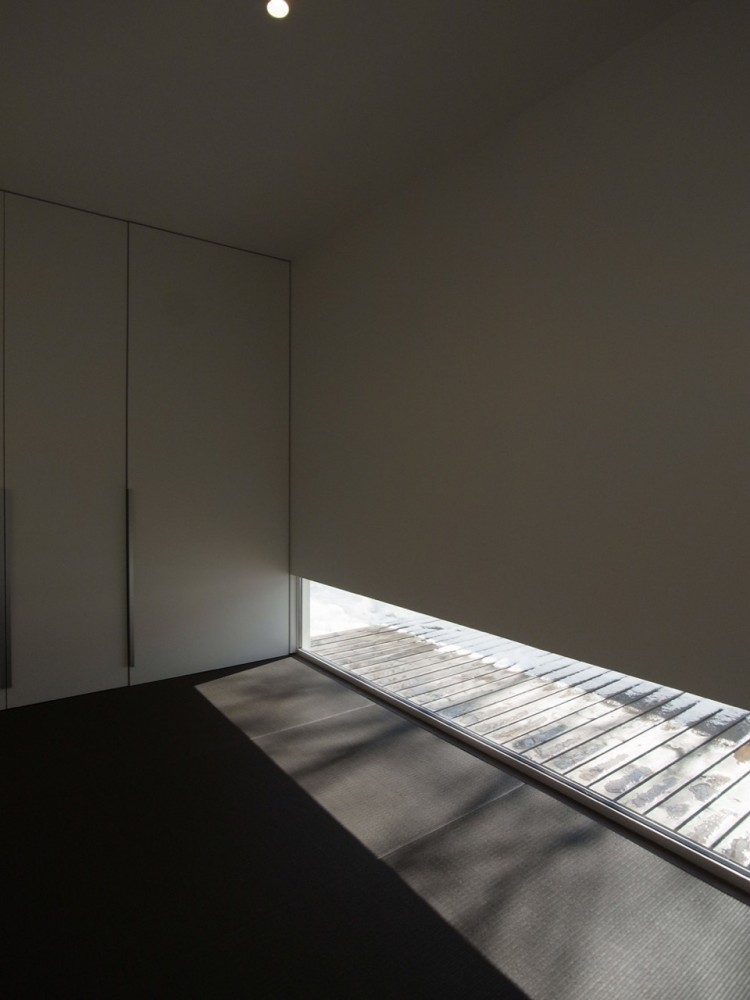 Nakanosawa House / Code Architectural Design