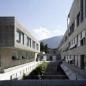 Grisons College Of Education / Pablo Horváth © Ralph Feiner