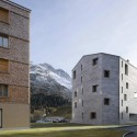 Apartment Building Buff / Pablo Horváth © Roger Frei