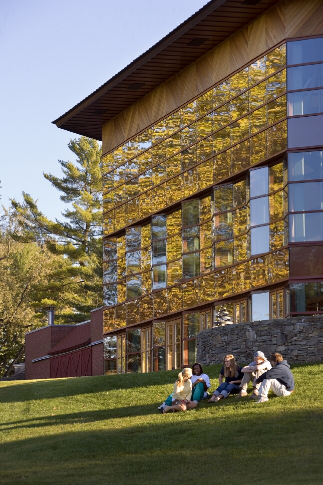 Esther Eastman Music Center, Hotchkiss School / Centerbrook Architects and Planners