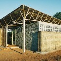 Educational Building In Mozambique / Andr Fontes, Sixten Rahlff  Ina Bakka Sem-Olsen