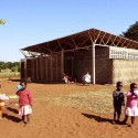 Educational Building In Mozambique / Andr Fontes, Sixten Rahlff  Stine Bjar