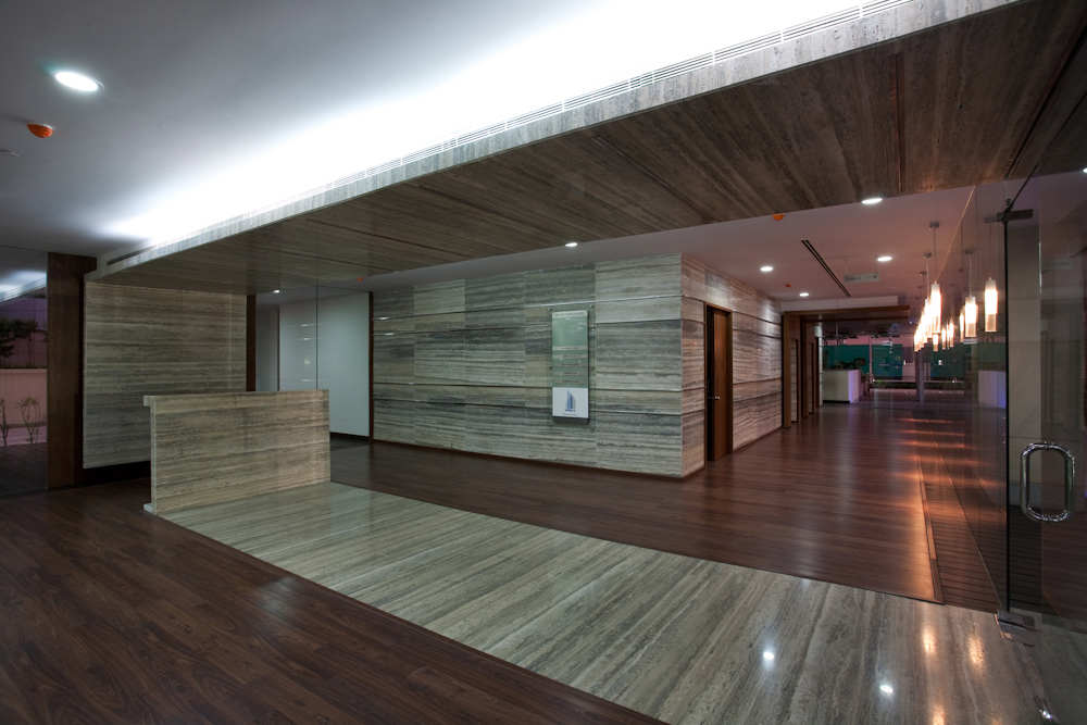 Office Hub in Gurgaon / Morphogenesis