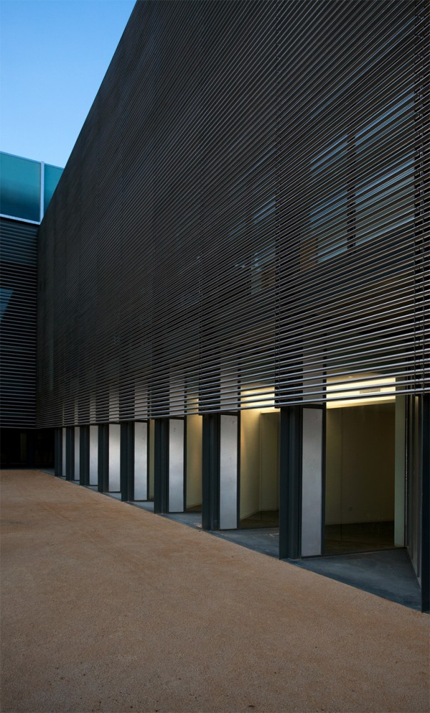 State Reference Center for Mental Care / Pen Architects