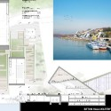 Beton Hala Waterfront Center Proposal board 06