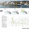 Beton Hala Waterfront Center Proposal board 01