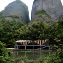 Tianmen Mountain Restaurant / Liu Chongxiao  Courtesy of Liu Chongxiao