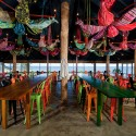 Clancy's Fish Bar City Beach / Paul Burnham Architect © Jody D'Arcy