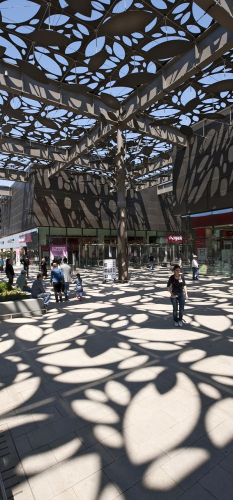 Asmacati Shopping Center / Tabanlioglu Architects