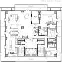 Sustainable Vertical Neighborhood / Solus4 plan 01