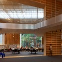 Musashino Art University Museum &amp; Library / Sou Fujimoto  Daici Ano