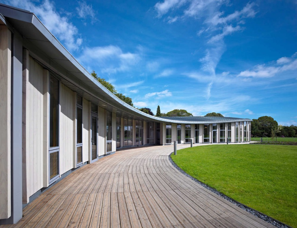 Centre for Scottish War Blinded / Page Park Architects