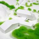 Mesterfjellet School model 02 : © Cebra / Various Architects / Østengen & Bergo
