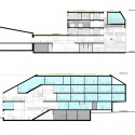 Mesterfjellet School sections : © Cebra / Various Architects / Østengen & Bergo