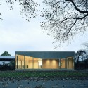 Cafe Pavilion / Martenson and Nagel Theissen Architecture © Brigida González