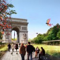 Reinterpretation of Paris Proposal boulevard