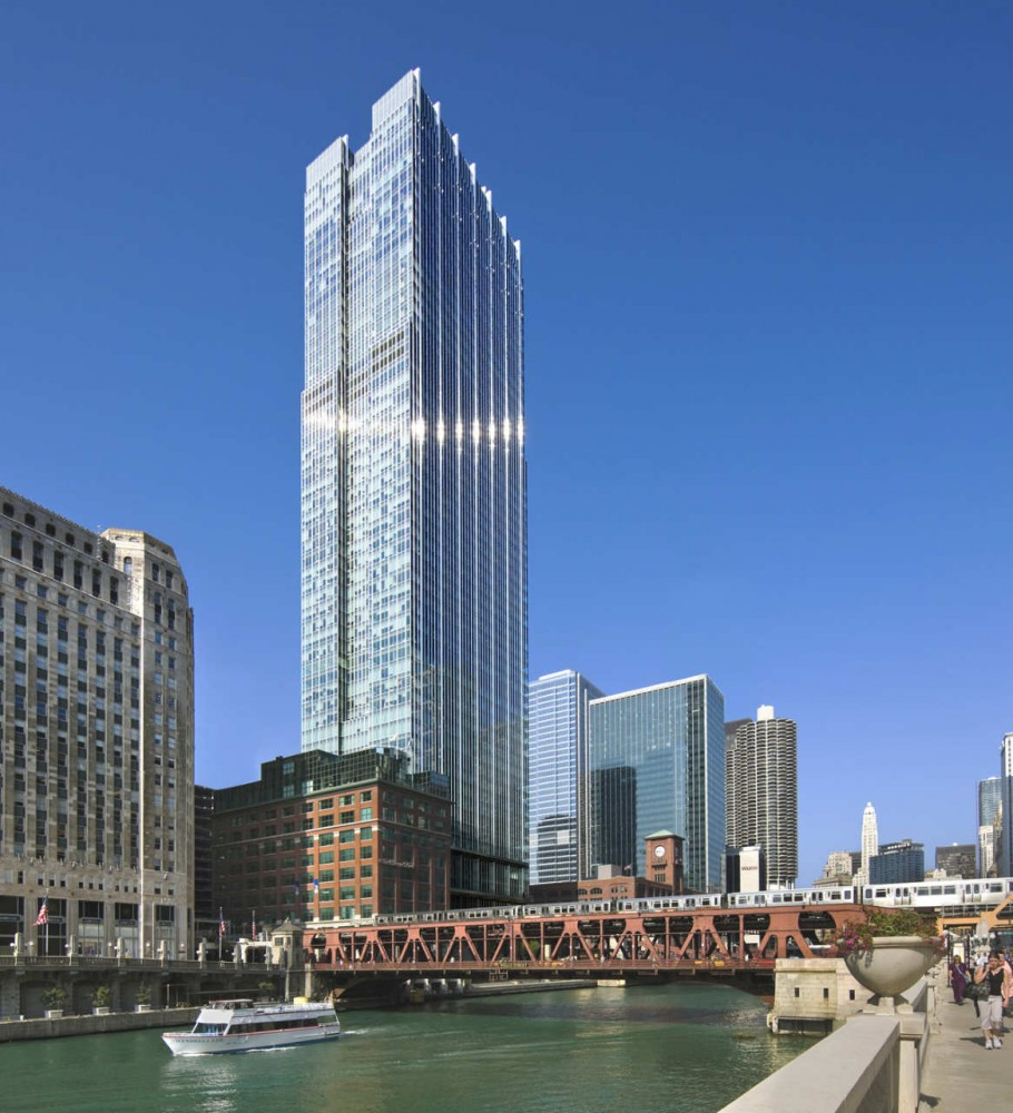 300 North LaSalle / Pickard Chilton