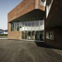 Levi Strauss High School / TANK Architectes © Julien Lanoo
