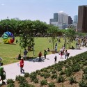 Discovery Green / Hargreaves Associates Courtesy of Hargreaves Associates