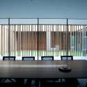 NJFS CEO Office / EXH Design © Meng Studio