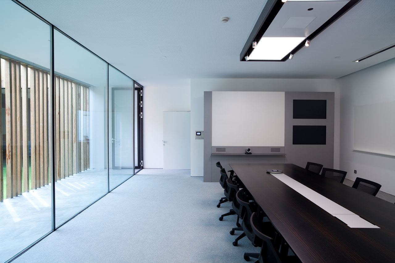 Architecture Photography: NJFS CEO Office / EXH Design (147886)