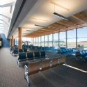 Prince George Airport /mgb Courtesy of mgb ARCHITECTURE + DESIGN Inc
