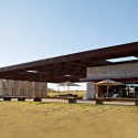 Welcome Center / Rocco Design Architects, Vidal y Asociados arquitectos © Rocco Design Architects, Vidal y Asociados arquitectos