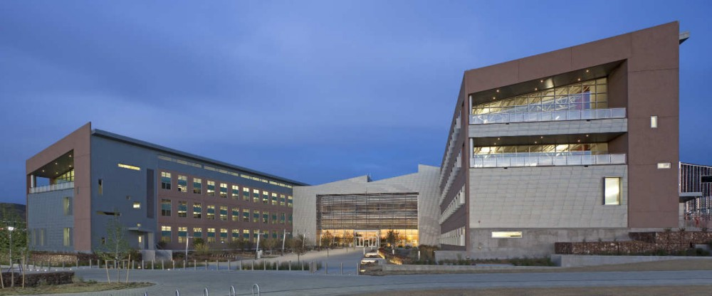 The Research Support Facility / RNL Design