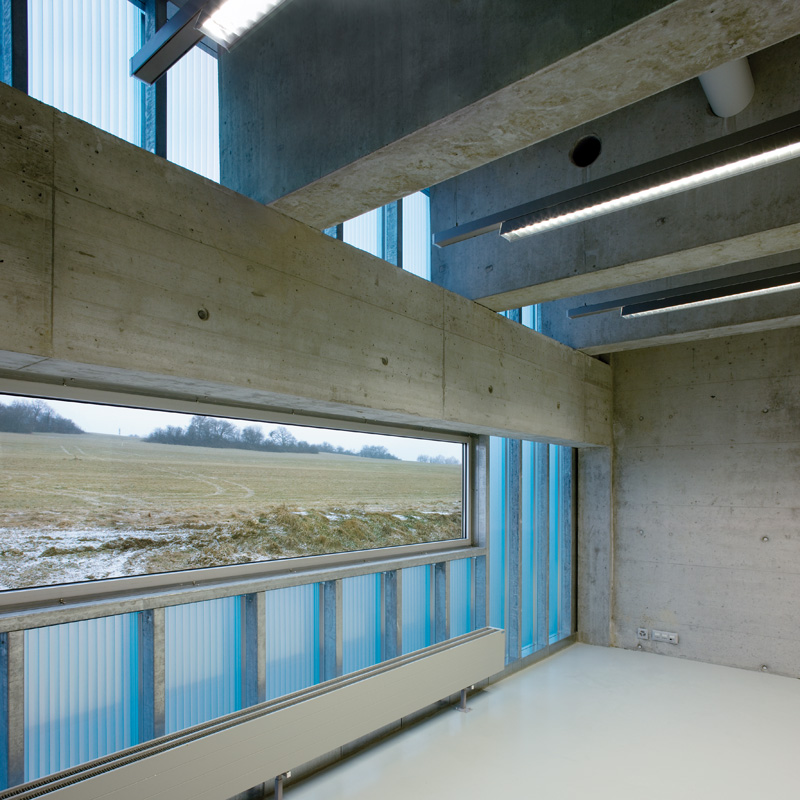 Bure Military Training Base / meier + associés architectes