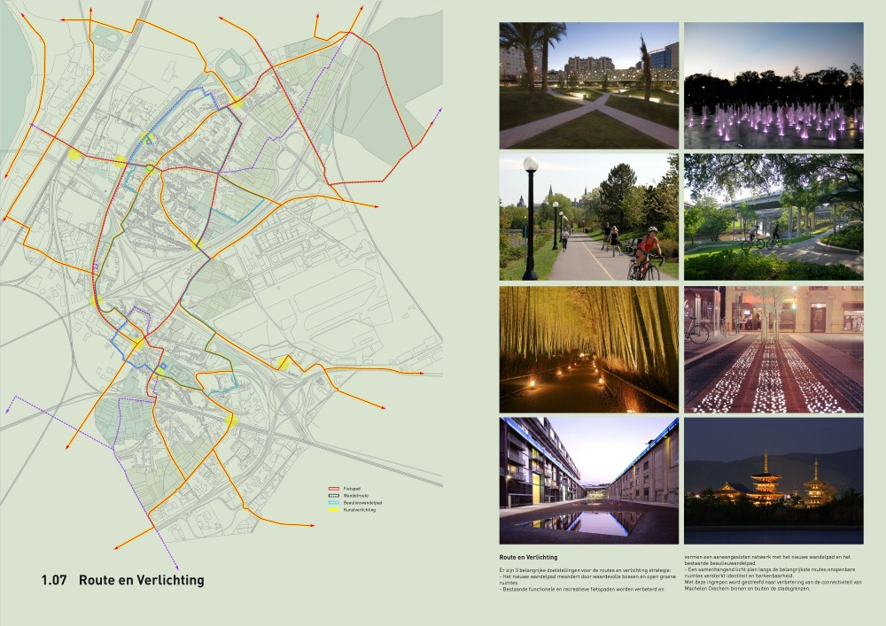 Envisioning Urban Futures: Winning Machelen-Diegem Masterplan / Maxwan Architects + Urbanists