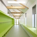 Early Childhood Center / Clermont Architectes  Daniel Osso