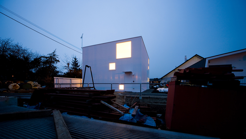 House of Trough / Jun Igarashi Architects