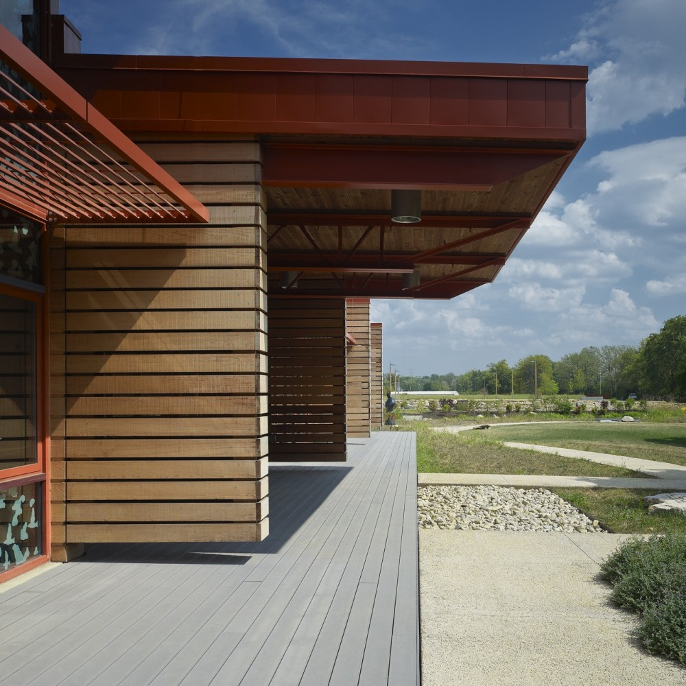 Grange Insurance Audubon Center / DesignGroup