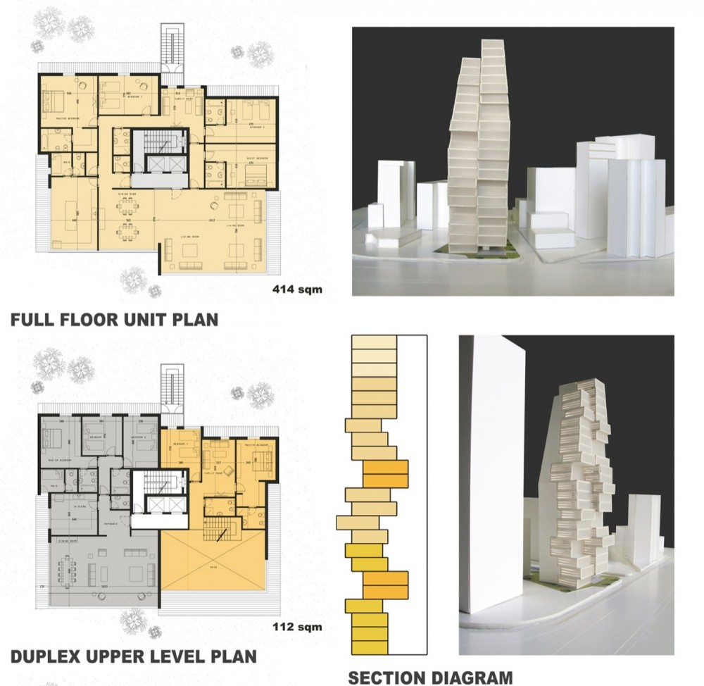 Architecture photography plans model 148889 Residential building plans